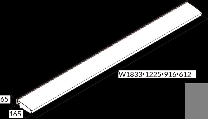 看板照明:アドビューNの構造図1