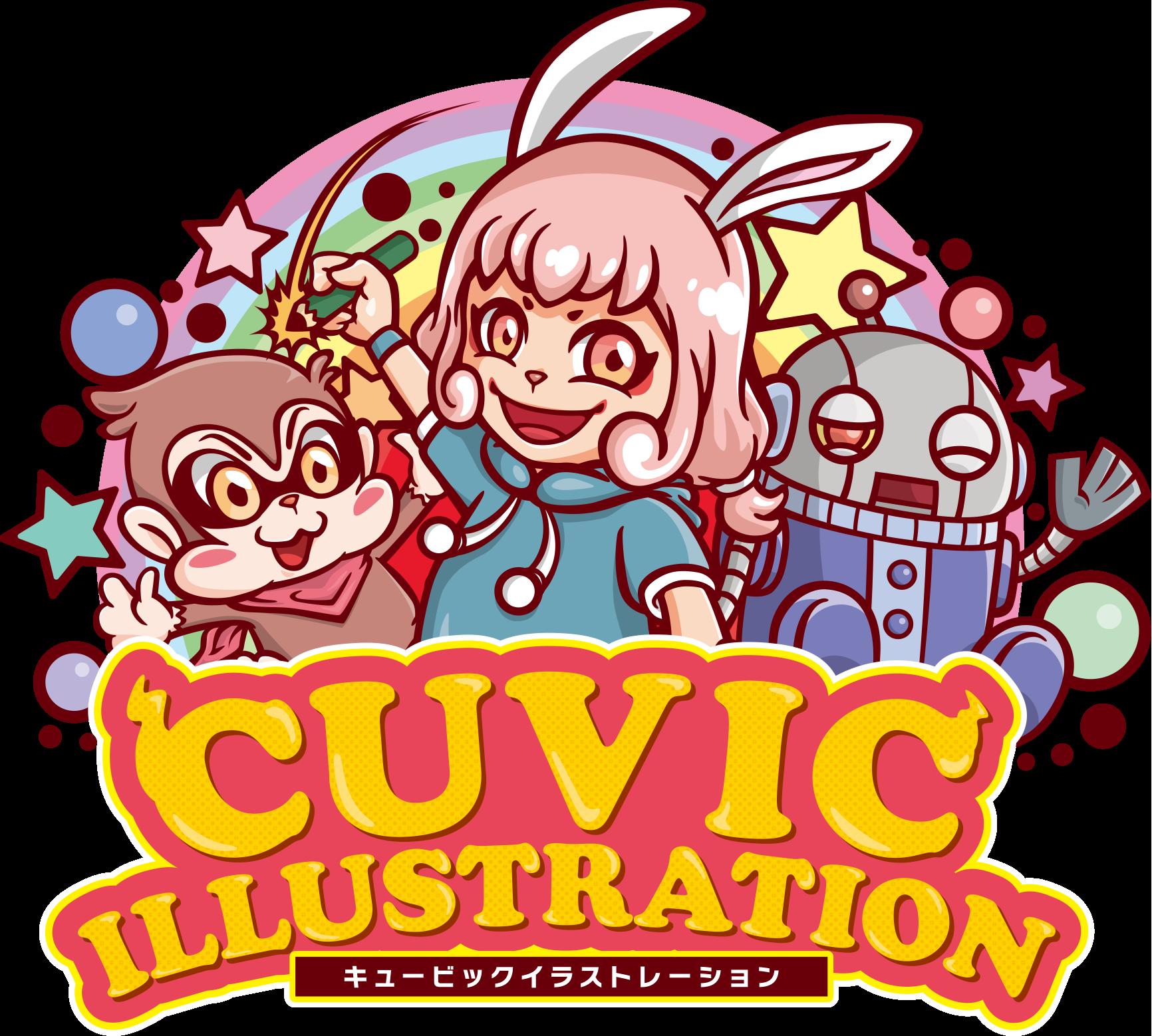 CUVIC ILLUSTRATION