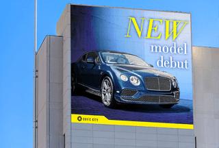 写真やグラデーション表現が可能なフルカラー印刷対応のグラフィックタイプと切文字・カッティング対応の単色カラータイプをラインナップ。