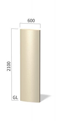 ソレイユ SOL6021 タワーサイン ステンカラー