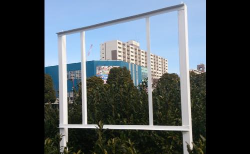自立・野立て看板施工事例写真 埼玉県