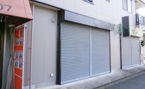 ファサード・壁面看板施工事例写真 埼玉県 施工前の現場写真です