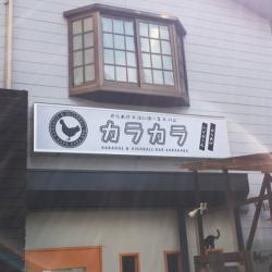 ファサード・壁面看板施工事例写真 東京都 アームライトもないため見た目もスッキリ