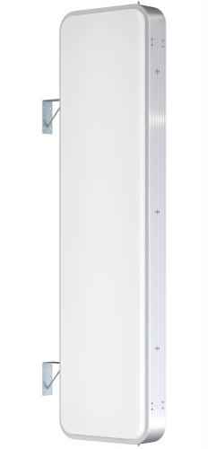 【LED照明】アルミサイン7尺「角丸」突出し看板ADR-7215E-LED シルバー