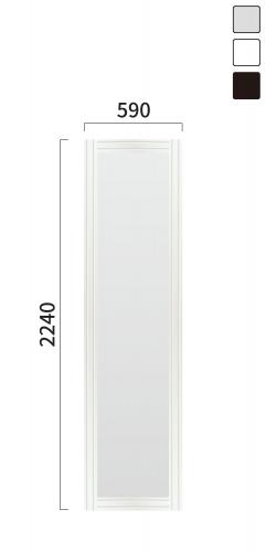 ギアモンブラン タワータイプ GT-7 タワーサイン シルバー, ホワイト, ブラック