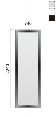 ギアモンブラン タワータイプ GT-8 タワーサイン シルバー, ホワイト, ブラック