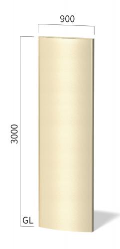 ソレイユ SOL9030 タワーサイン ステンカラー