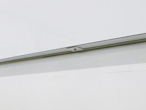 ホワイトボード・黒板看板施工事例写真 愛知県 室内のものでも万全の取付をいたします