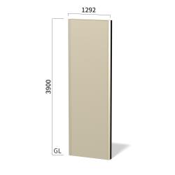 マンハッタン M12040 タワーサイン ステンカラー