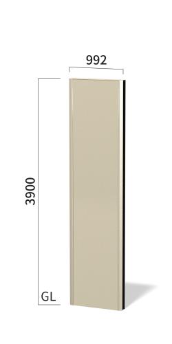 マンハッタン M9040 タワーサイン ステンカラー