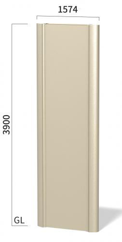 タワーズ T12040 タワーサイン ステンカラー