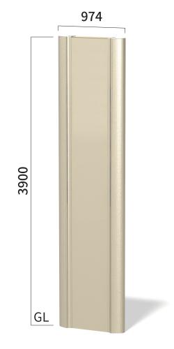タワーズ T6040 タワーサイン ステンカラー