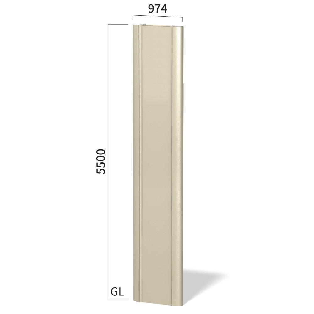 タワーズ T6055 タワーサイン ステンカラー
