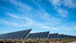 太陽光発電設備 改正FIT法標識の看板作ってます!