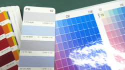 看板印刷の色合わせ~電飾看板の場合~