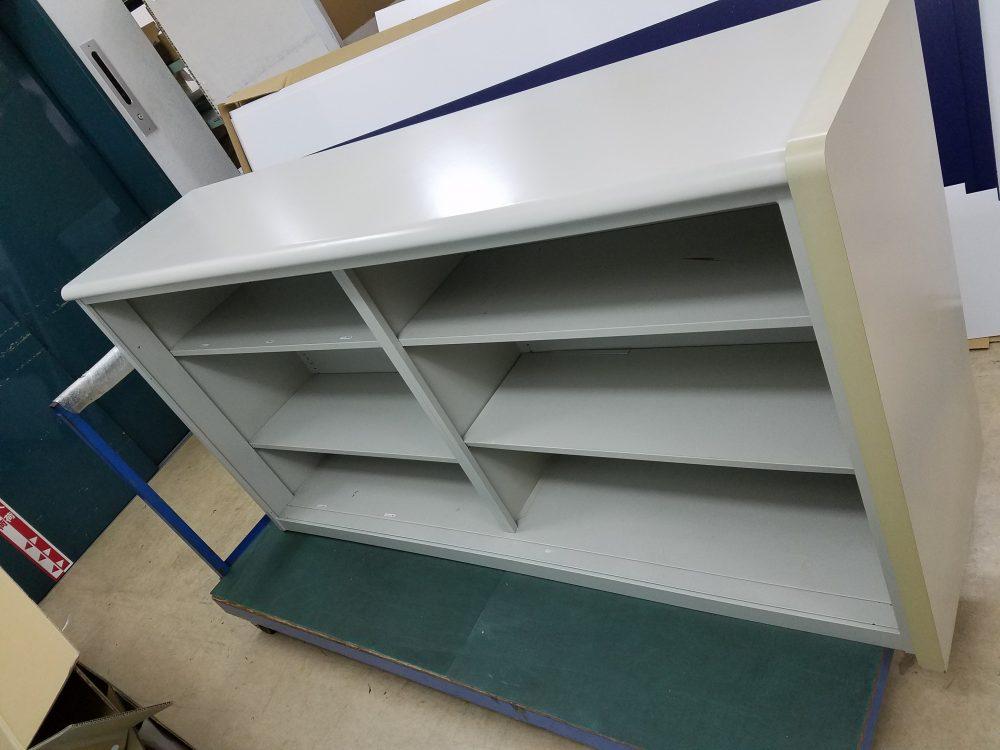 看板製作作業室の模様替え