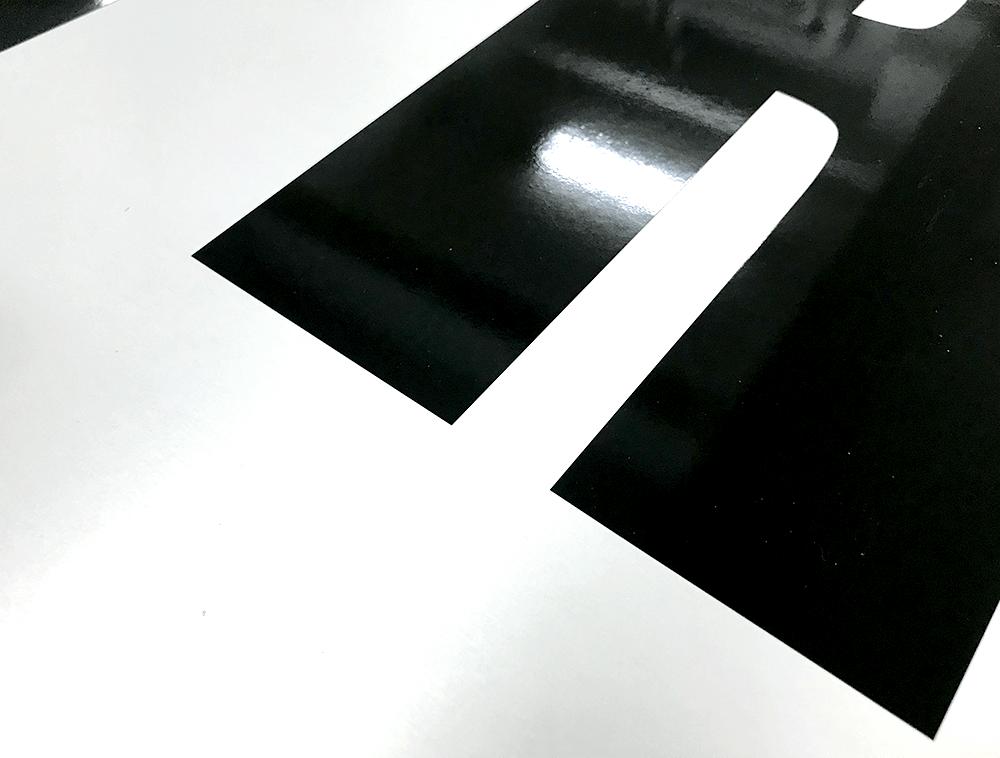 カッティングシート画像
